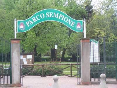 parco sempione busto arsizio verde pubblico
