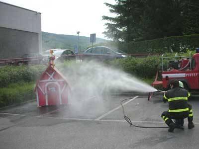 pompieri cocquio trevisago