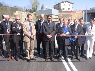 ponte vedano inaugurazione