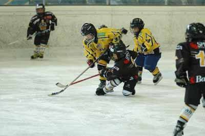 torneo hockey sottocoperta under 8 2008