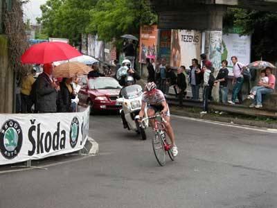 il Giro a Varese