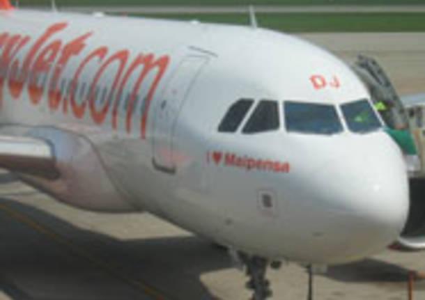 EasyJet annuncia nuovi voli da Napoli Capodichino