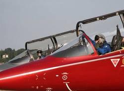 aermacchi m346 volo inaugurale (foto Luca Magro)