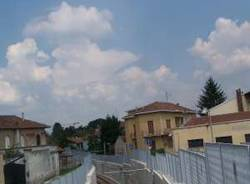 via gioberti raccordo x trincea ferrovie nodo ferroviario busto arsizio 28-7-2008