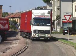 azzate lavori stradali