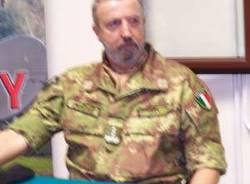 caserma mara nato soldati militari corpo reazione rapida cambio comandante 27-8-2008 generale giuseppe emilio gay