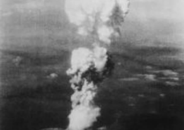 hiroshima fungo atomico armi nucleari bomba atomica