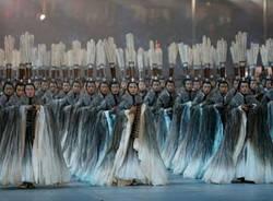 inagurazione olimpiadi pechino 2008