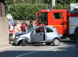 incidente casorate sempione 30 agosto 2008