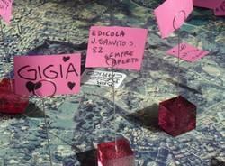 mappa infopoint mondiali ciclismo