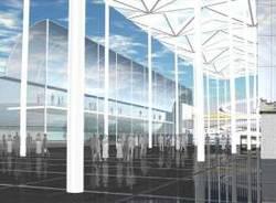 progetto area ex ferrovie nord busto arsizio urbanistica