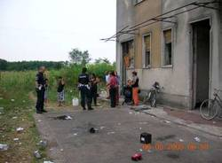 sgombero rom legnano via liguria 6-8-2008