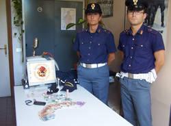 spaccio cocaina polizia agosto 2008
