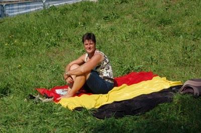 mondiali ciclismo varese 2008 tifosi ronchi