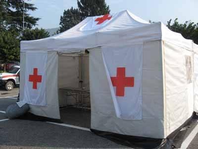 ospedale da campo 118 mondiali ciclismo gavirate