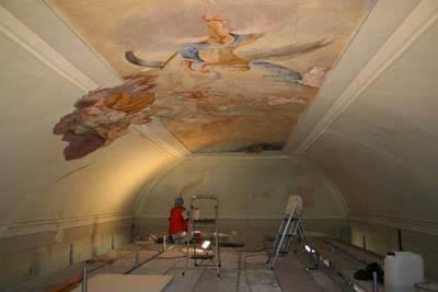 palazzo visconti restauro