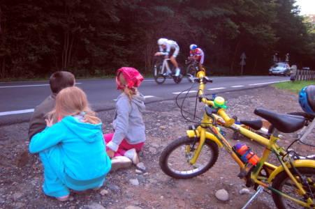 Piccoli ciclisti