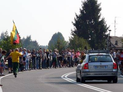 tifosi lituani Crono Elite