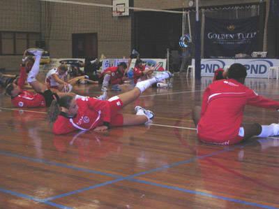 yamamay volley busto arsizio torneo olanda