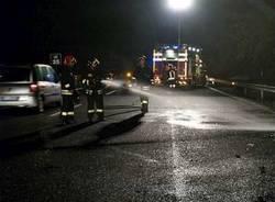 incidente camion autolaghi a8 castronno 31-10-2008