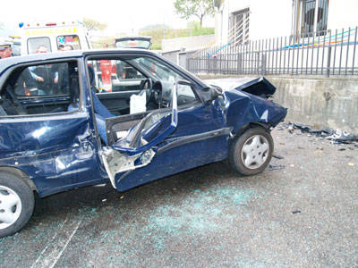 incidente gazzada 22 ottobre 2008