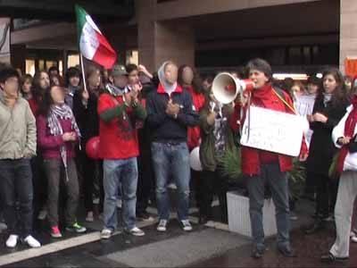 manifestazione potesta sciopero scuola varese 30 ottobre 2008