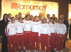 pallanuoto yamamay von presentazione 2008-2009