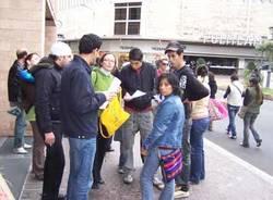 presidio social forum contro razzismo ottobre 2008