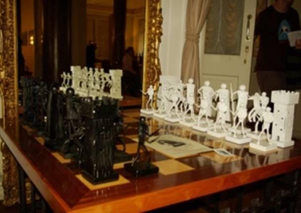 scacchi nello specchio