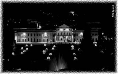 Giardini Estensi by night