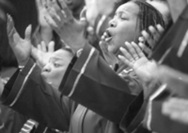Gospel, musica, coro