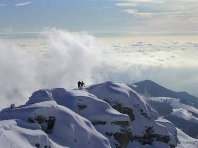 Monte Generoso - 03/12/2008