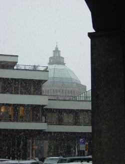 Neve a Varese