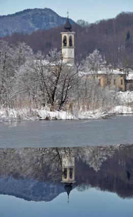 Riglesso al Lago di Brinzio
