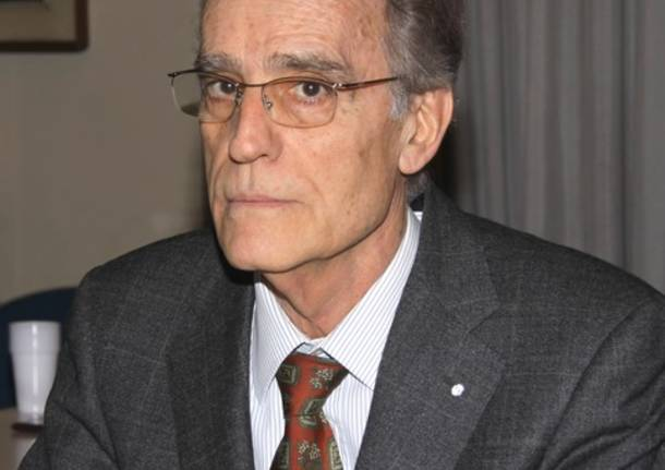 Walter Fazio, assessore alla sicurezza Busto