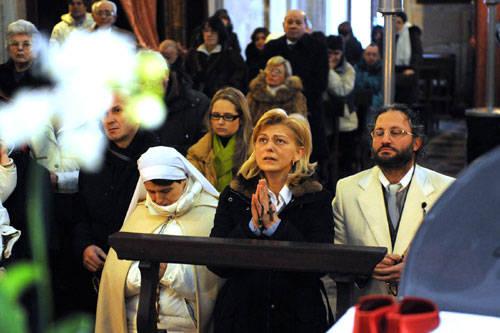 apparizione madonna orta