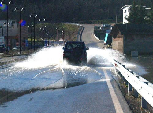 buche stradali varese febbraio 2009