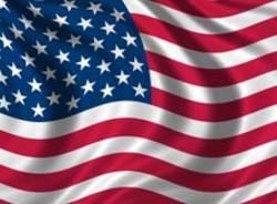 usa bandiera americana