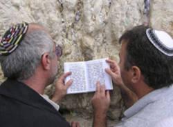 ebrei ebraismo religioni