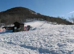 forcora veddasca sci neve