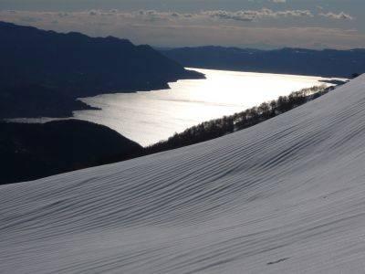 lago d'argento