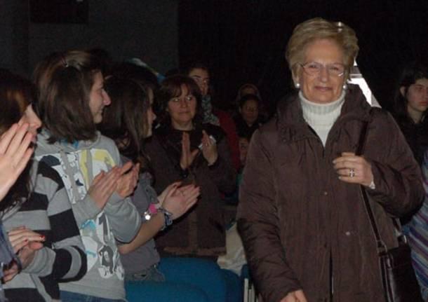 liceo artistico candiani busto arsizio shoah liliana segre