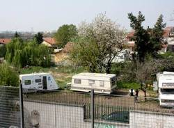 campo nomadi baranzate