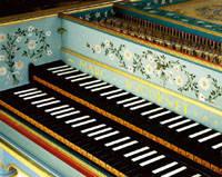 clavicembalo, musica, classica