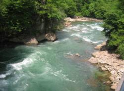 ricerche donna fiume tresa
