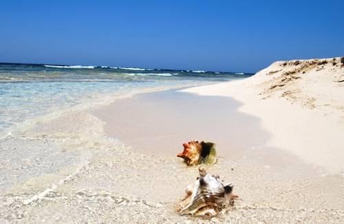 Spiaggia di Roatan