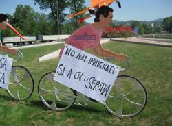 ciclisti padani comunisti buguggiate