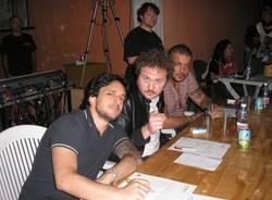 Luvonrock, concorso per band emergenti, 2009, prima serata