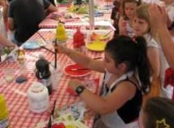 bambini decoupage laboratori creativi