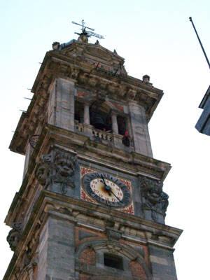 campanile san vittore vigili del fuoco intervento
